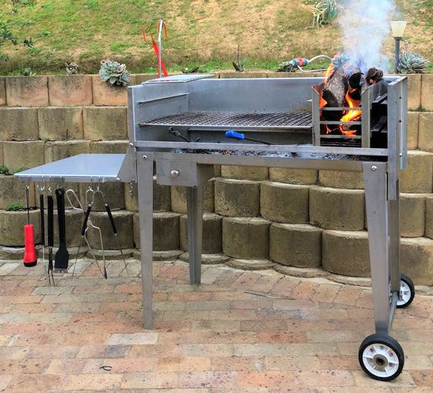 304 Stainless Steel Patio Braai