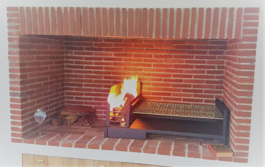 Brick Fireplace Inserts