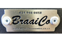 Selection of Custom Braais & Products available at Braaivleis Centre Bellville