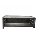 500mm, 600mm, 800mm and 1000mm Table Top Braai - Mild Steel