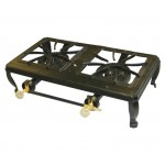 Cast Iron Double Boiling Table