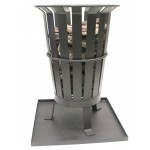 Fire pit small mild steel