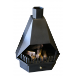 800mm Gas Freestanding Fireplace