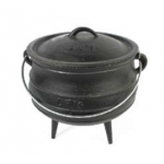 No 1/4 Cast Iron 3leg pot